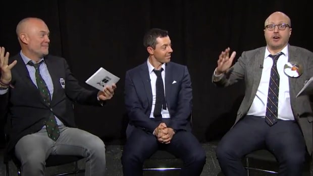 The Men In Blazers Show With Rory Mcilroy