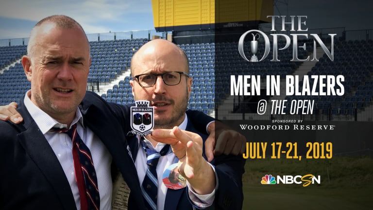 Men in Blazers at The Open