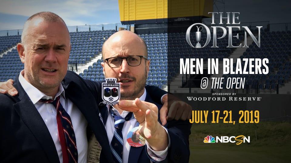 Men in Blazers at The Open