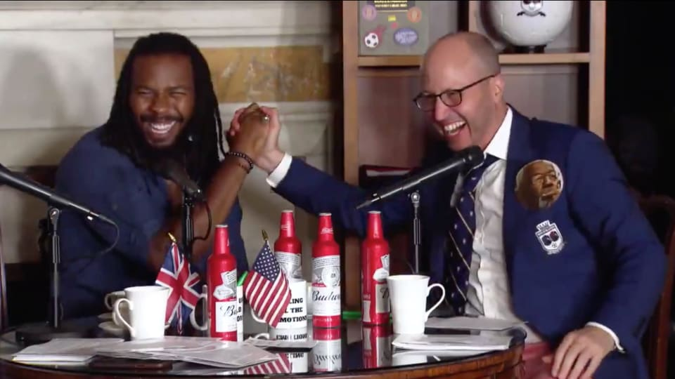 The Men in Blazers Show with Josh Norman