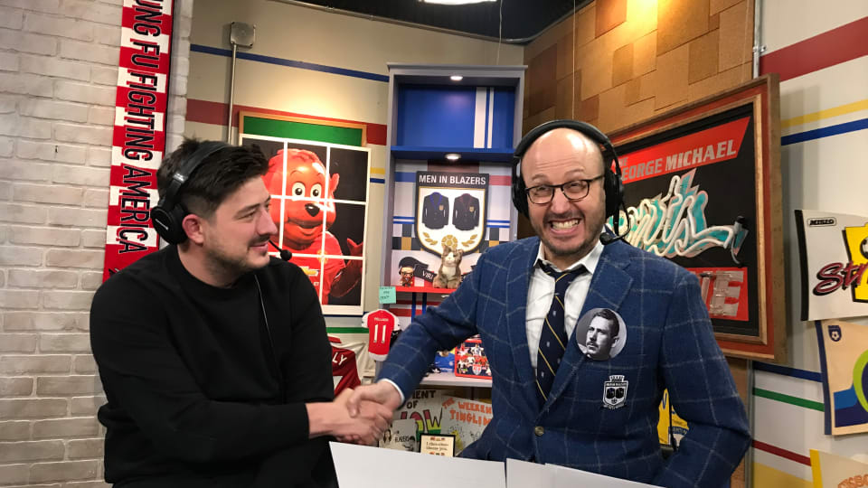 The Men in Blazers Show with Marcus Mumford
