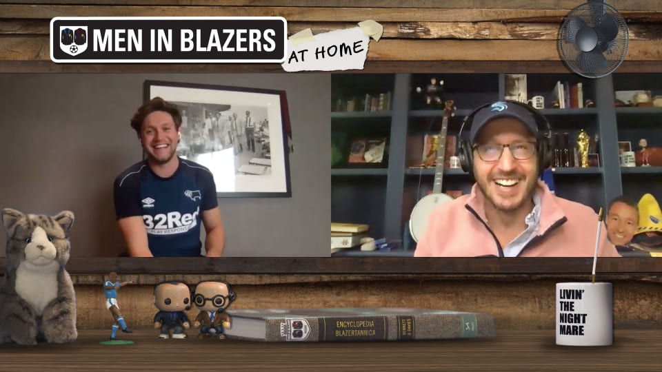 The Men in Blazers Show with Niall Horan