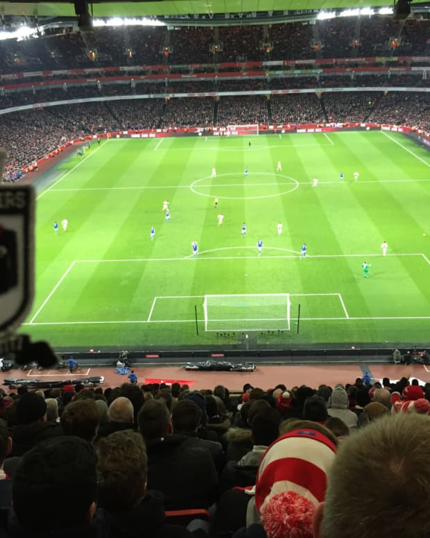 Arsenal - The Emirates