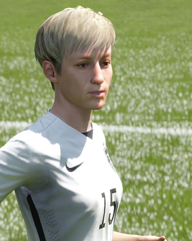 Megan Rapinoe FIFA 16