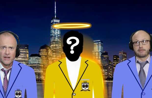 The Fifth Annual Night of the Golden Blazer