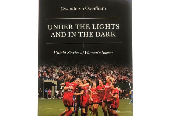 Telling the Untold Stories of Women's Soccer with Author Gwendolyn Oxenham