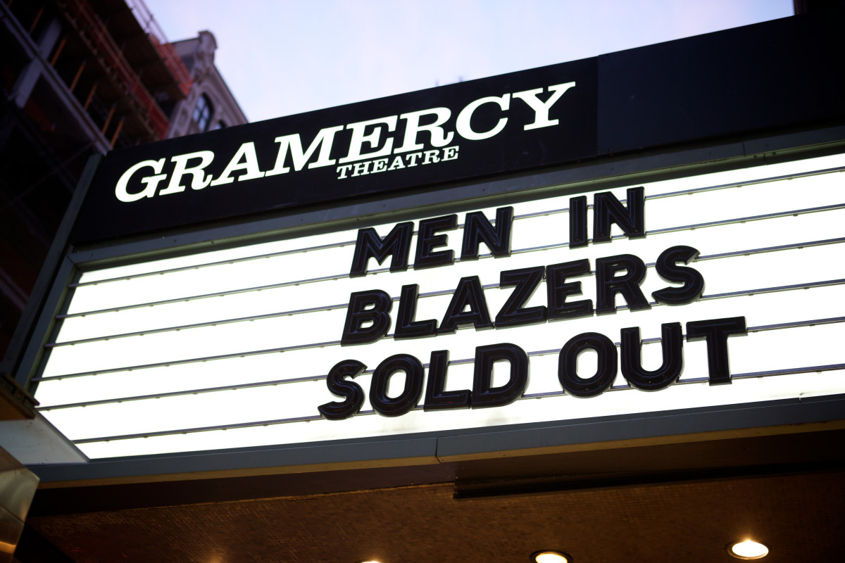 Gramercy Theatre, an optimal location for a suboptimal show